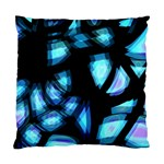 Blue light Standard Cushion Case (Two Sides) Back