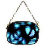 Blue light Chain Purses (Two Sides)  Back