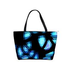 Blue Light Shoulder Handbags