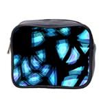 Blue light Mini Toiletries Bag 2-Side