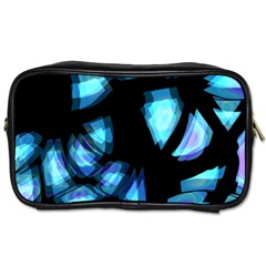 Blue light Toiletries Bags 2-Side