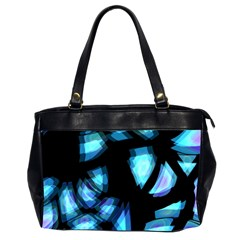 Blue light Office Handbags (2 Sides)