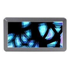 Blue Light Memory Card Reader (mini)