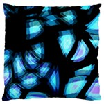 Blue light Large Cushion Case (Two Sides)