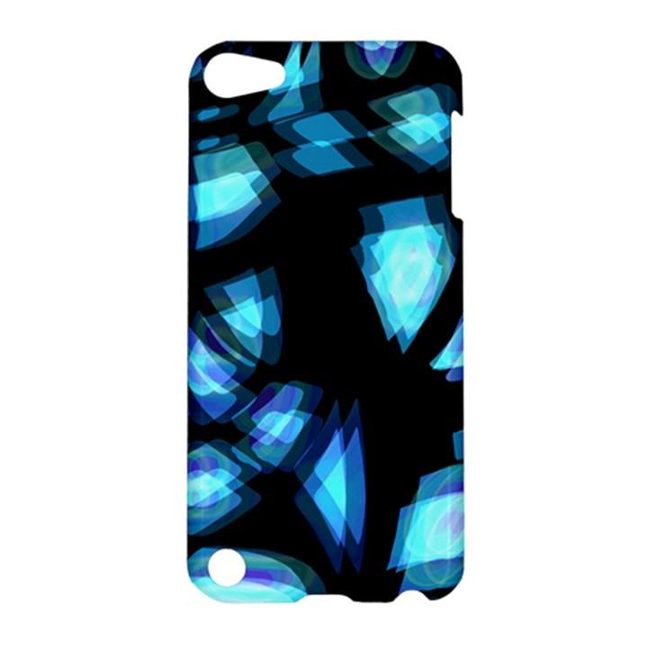 Blue light Apple iPod Touch 5 Hardshell Case