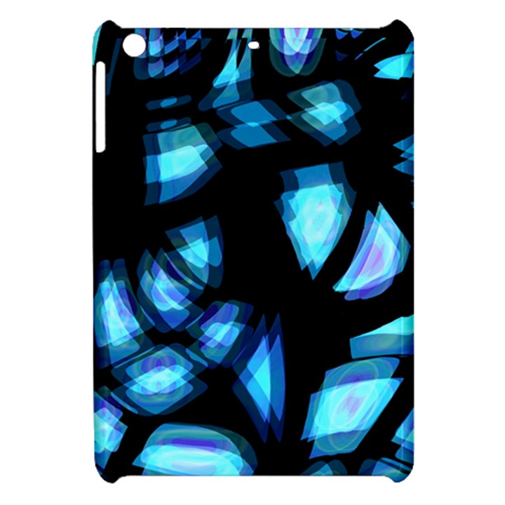 Blue light Apple iPad Mini Hardshell Case