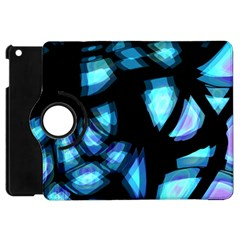 Blue light Apple iPad Mini Flip 360 Case