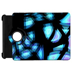 Blue light Kindle Fire HD Flip 360 Case