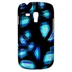 Blue light Samsung Galaxy S3 MINI I8190 Hardshell Case