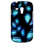 Blue light Samsung Galaxy S3 MINI I8190 Hardshell Case