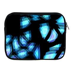 Blue Light Apple Ipad 2/3/4 Zipper Cases