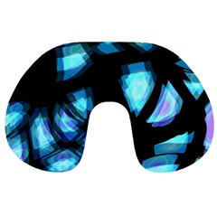 Blue light Travel Neck Pillows