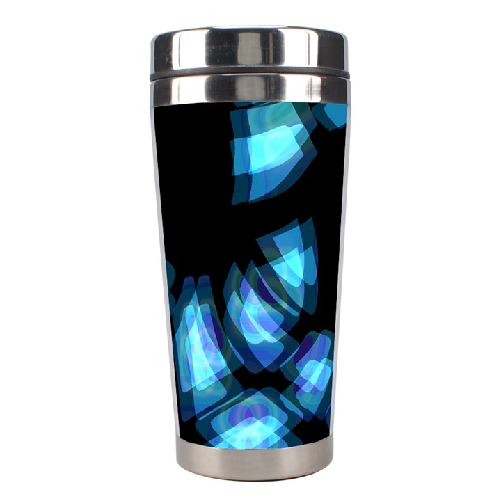 Blue light Stainless Steel Travel Tumblers