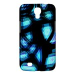 Blue light Samsung Galaxy Mega 6.3  I9200 Hardshell Case