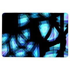 Blue light iPad Air Flip