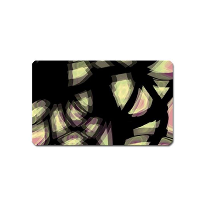 Follow the light Magnet (Name Card)