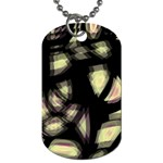 Follow the light Dog Tag (Two Sides) Back