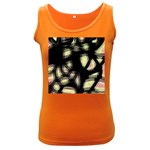 Follow the light Women s Dark Tank Top Front
