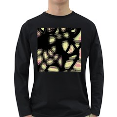Follow The Light Long Sleeve Dark T Shirts