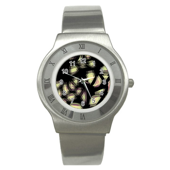 Follow the light Stainless Steel Watch