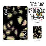 Follow the light Playing Cards 54 Designs  Front - SpadeQ