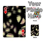Follow the light Playing Cards 54 Designs  Front - HeartQ