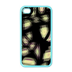 Follow The Light Apple Iphone 4 Case (color) by Valentinaart