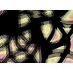 Follow the light Clover 3D Greeting Card (7x5) Front