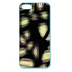 Follow The Light Apple Seamless Iphone 5 Case (color) by Valentinaart