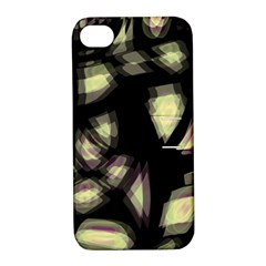 Follow The Light Apple Iphone 4/4s Hardshell Case With Stand by Valentinaart