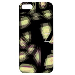 Follow The Light Apple Iphone 5 Hardshell Case With Stand by Valentinaart