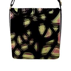 Follow The Light Flap Messenger Bag (l)