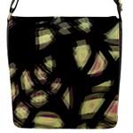 Follow the light Flap Messenger Bag (S)