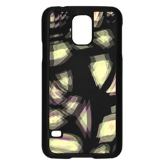 Follow The Light Samsung Galaxy S5 Case (black) by Valentinaart