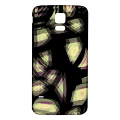 Follow The Light Samsung Galaxy S5 Back Case (white) by Valentinaart