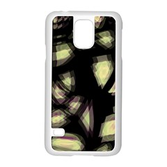 Follow The Light Samsung Galaxy S5 Case (white) by Valentinaart