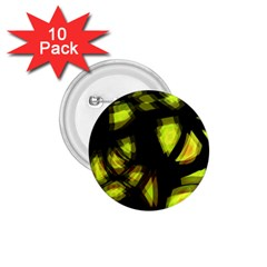 Yellow Light 1 75  Buttons (10 Pack)