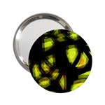 Yellow light 2.25  Handbag Mirrors
