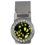Yellow light Money Clips (CZ)