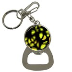 Yellow light Bottle Opener Key Chains