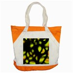 Yellow light Accent Tote Bag
