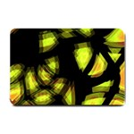 Yellow light Small Doormat