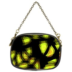 Yellow Light Chain Purses (one Side)