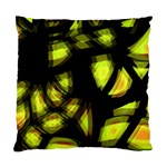Yellow light Standard Cushion Case (Two Sides)