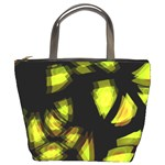 Yellow light Bucket Bags