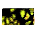 Yellow light Pencil Cases Front