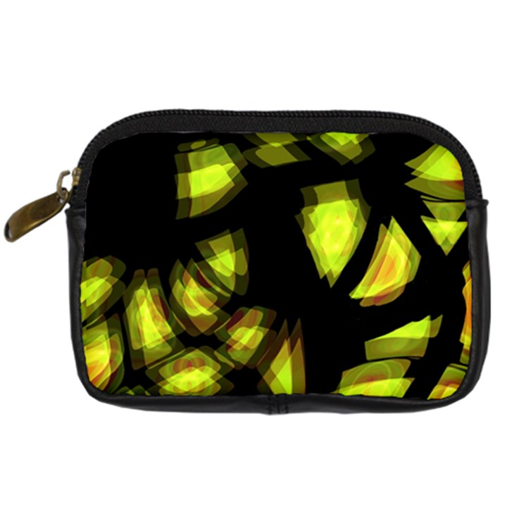 Yellow light Digital Camera Cases