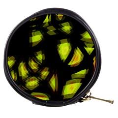 Yellow Light Mini Makeup Bags