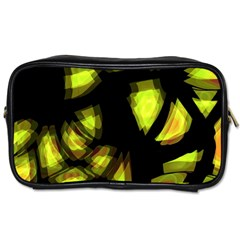 Yellow Light Toiletries Bags