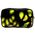 Yellow light Toiletries Bags Front